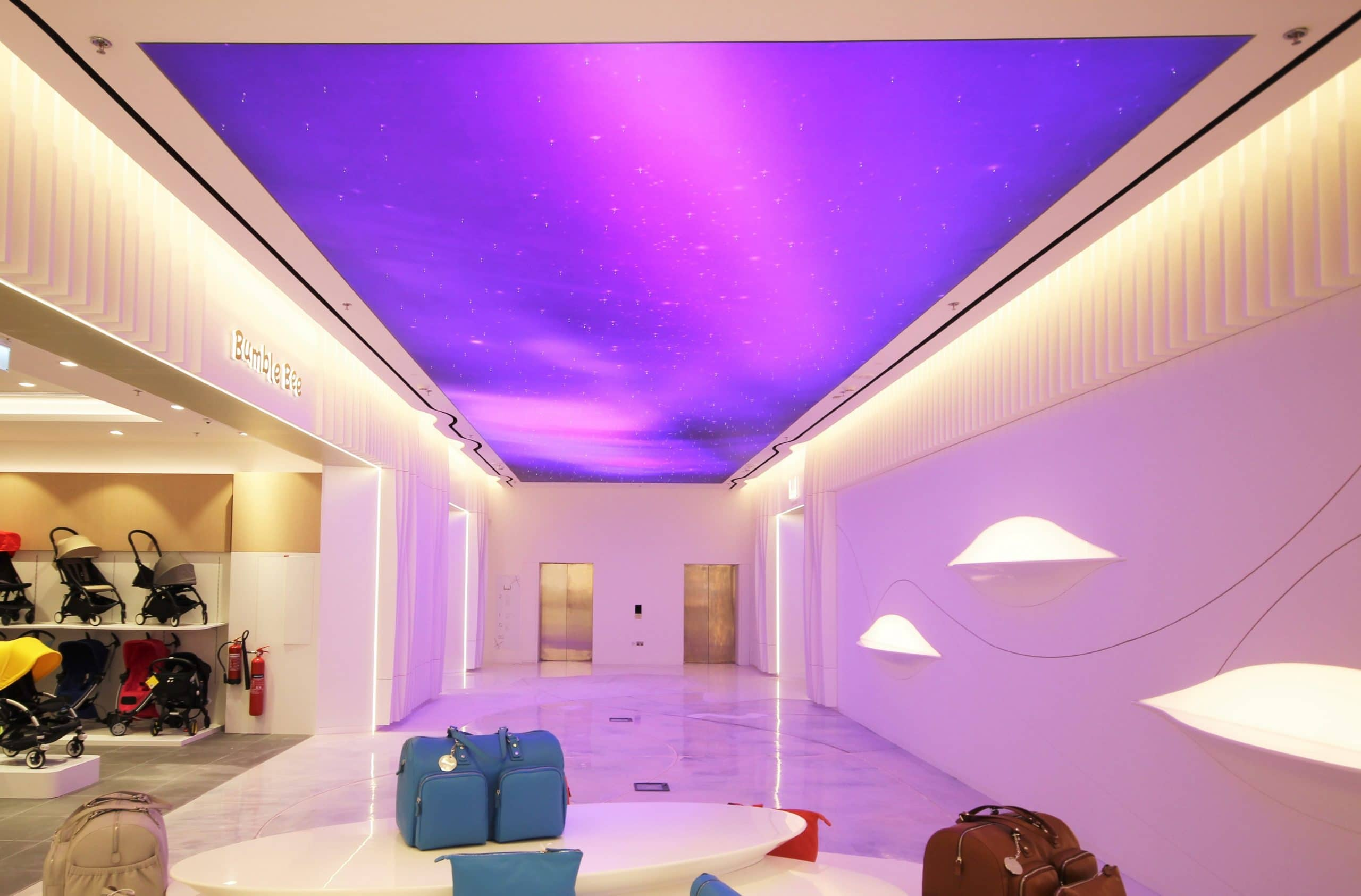 Five Good Reasons to Choose Stretch Ceilings