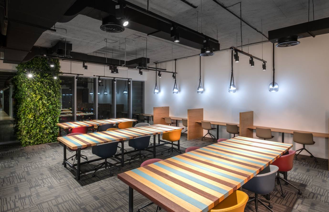 How LED Lighting in the Work Environment Can Increase Productivity